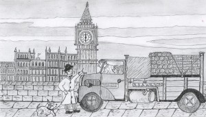 Lord Eric of Shed Illustration 6